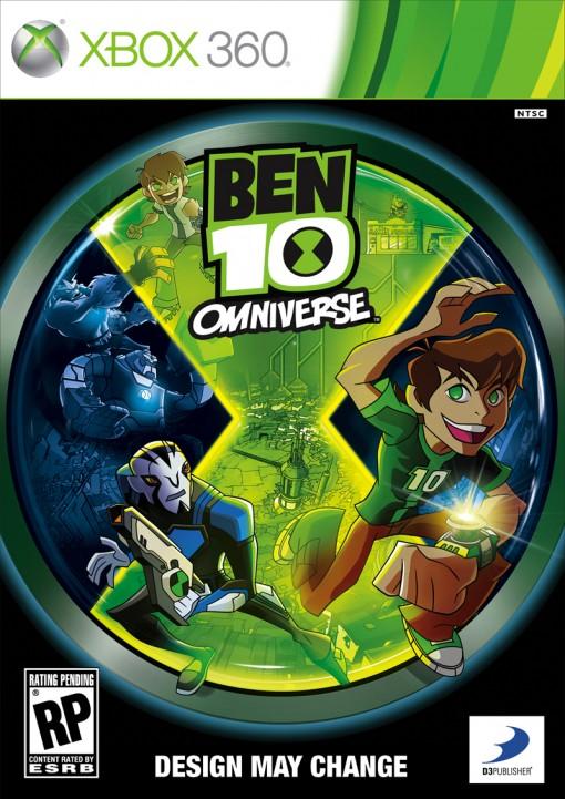 Ben 10: Omniverse - Microsoft Xbox 360