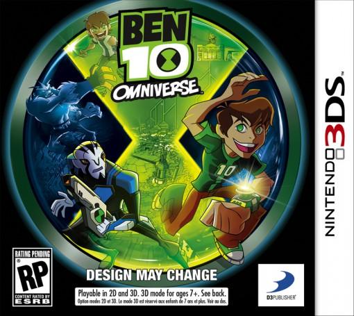 Ben 10: Omniverse - Nintendo 3DS