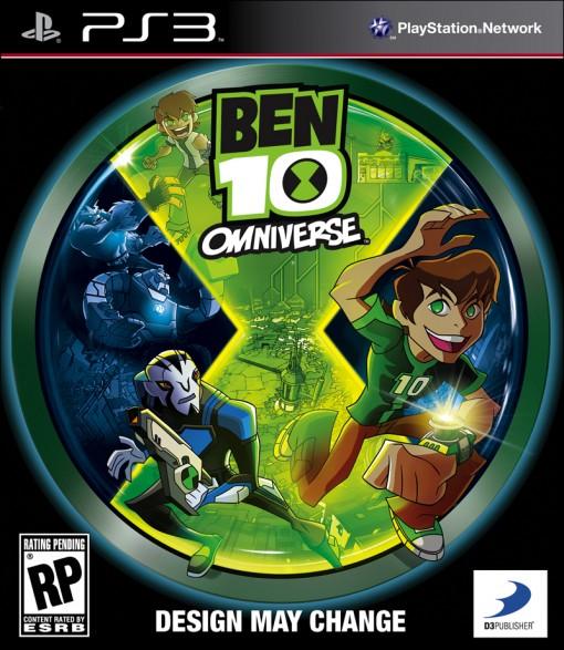 Ben 10: Omniverse - Sony PS3