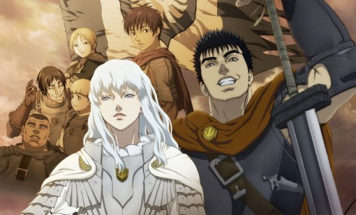 "Berserk: Ougon Jidai-Hen I ""Haou No Tamago"" (Berserk: The Golden Age Arc I ""The High King's Egg"")"