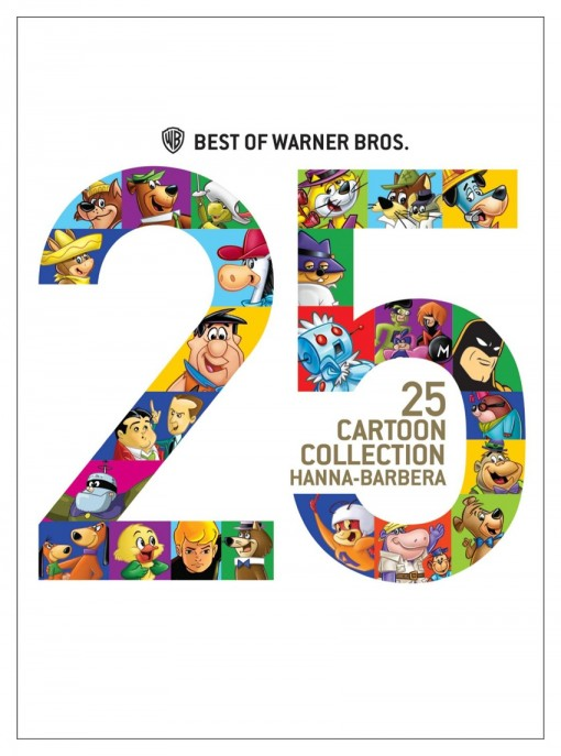 Best of Warner Bros.: 25 Cartoon Collection Hanna-Barbera