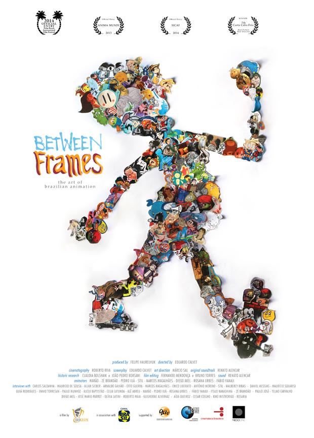 Between Frames: The Art of Brazilian Animation