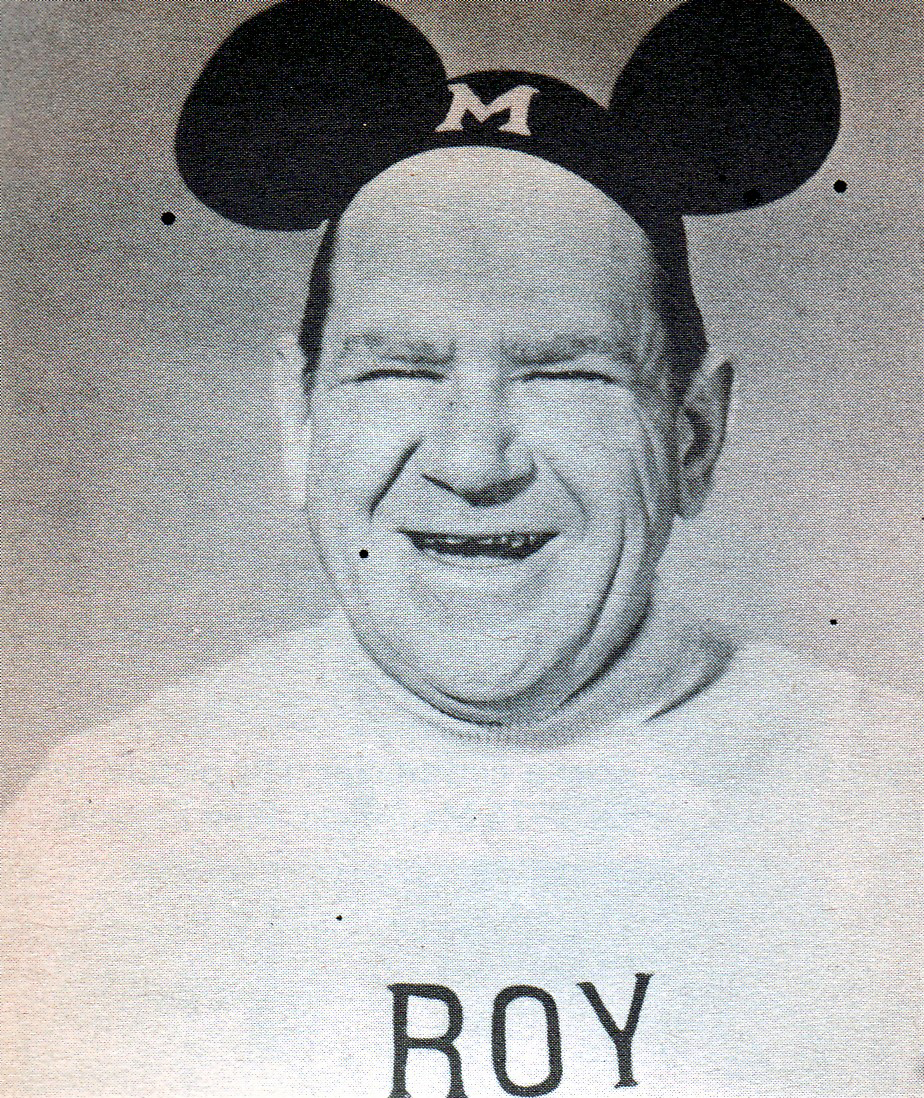 Big Roy's Bad Day