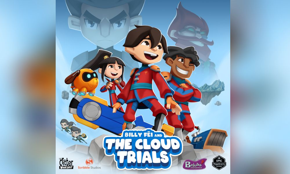 Billy Fei and the Cloud Trials