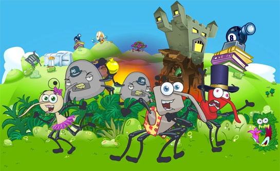 Aardman, Sony & BinWeevils Launch Animation Contest