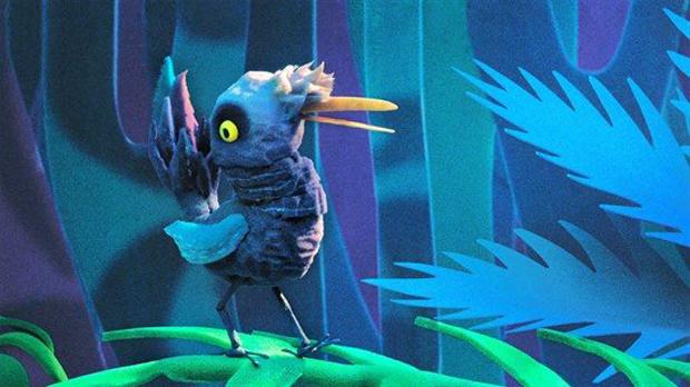 Birdlime by Evan DeRushie; Northwest Animation Festival 2017