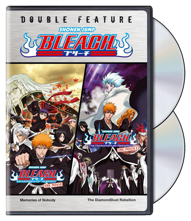 Bleach Movies: Double Feature