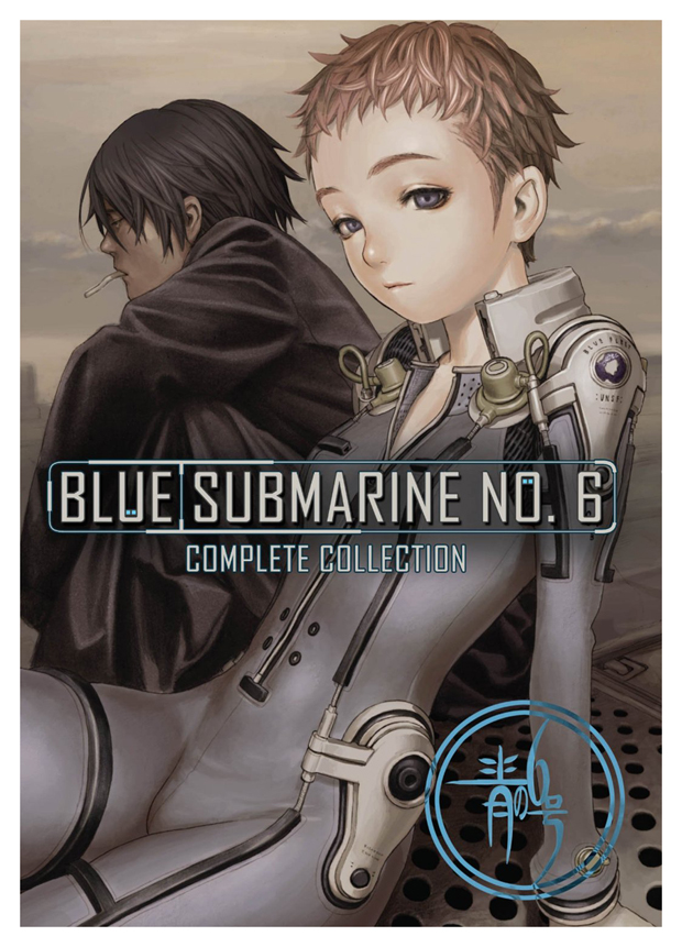 Blue Submarine No. 6: Complete Collection