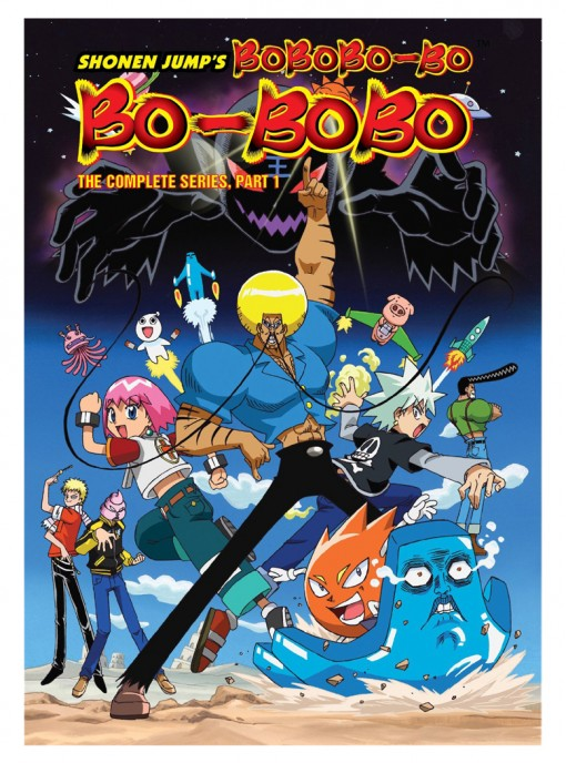 Bobobo-Bo Bo-Bobo: The Complete Series, Part 1 DVD