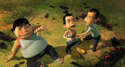 Bola Kampung - The Movie