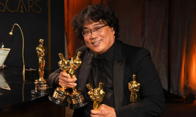 Bong Joon Ho [Photo: Richard Shotwell/Invision/AP/Shutterstock]