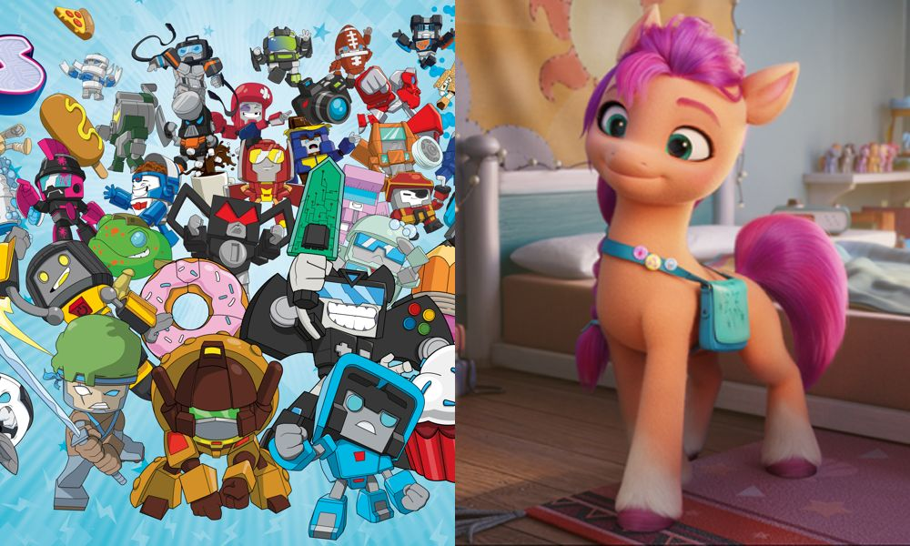 Transformers: BotBots and My Little Pony
