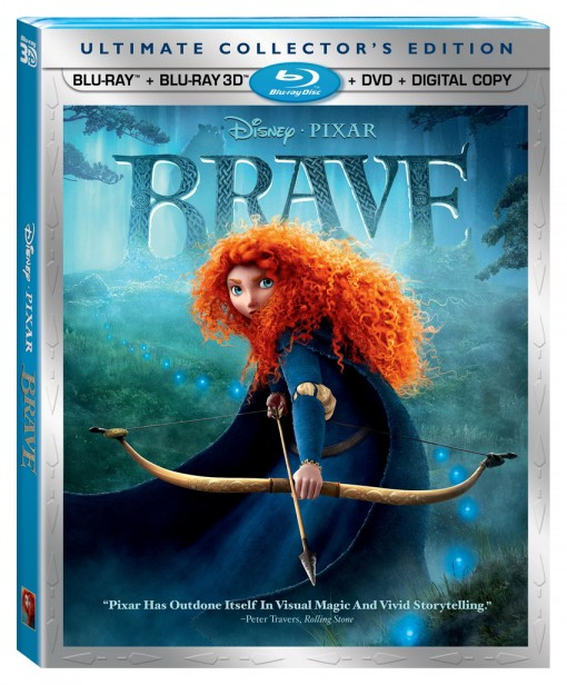 Brave 5-Disc Ultimate Collector's Edition