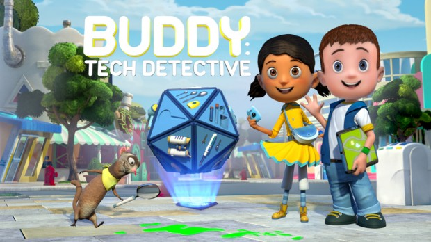 Buddy: Tech Detective