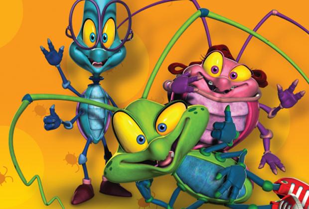 Bug Rangers