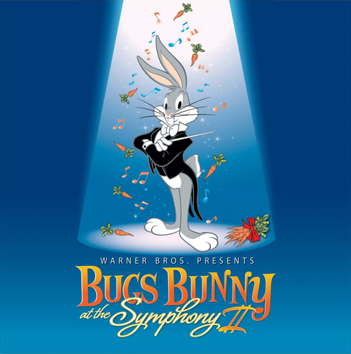 bugs bunny amp friends to rock the hollywood bowl