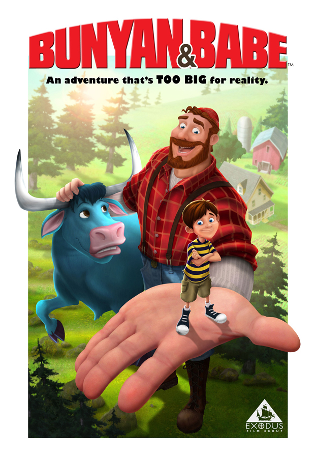Bunyan and Babe: A Giant Adventure