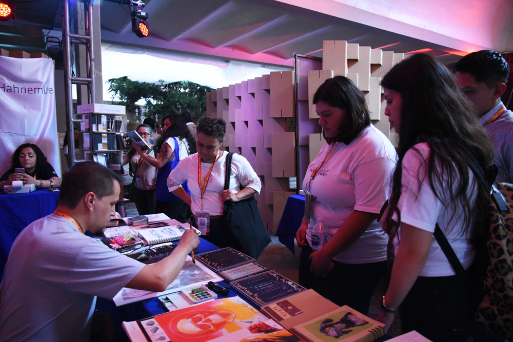 The Main Attractions: Animation festivals such as Annecy in France (picture above) and Pixelatl in Mexico offer great opportunities for up-and-coming directors and producers to get the word out on their new projects.
