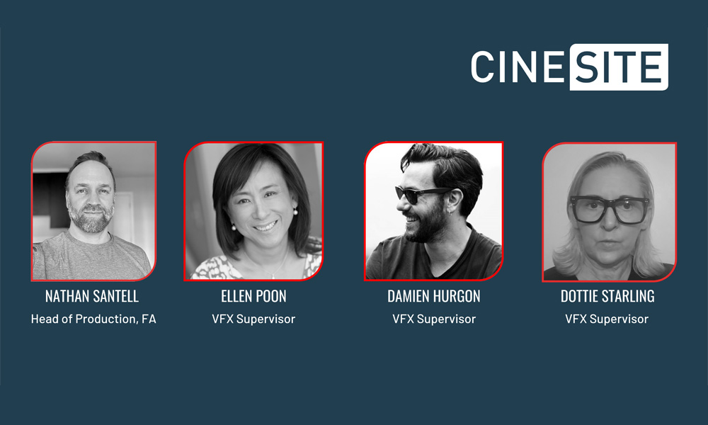 Cinesite Montreal Grows with Four New Senior Hires
