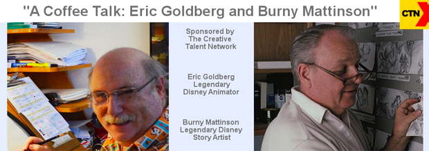 Eric Goldberg / Burny Mattinson