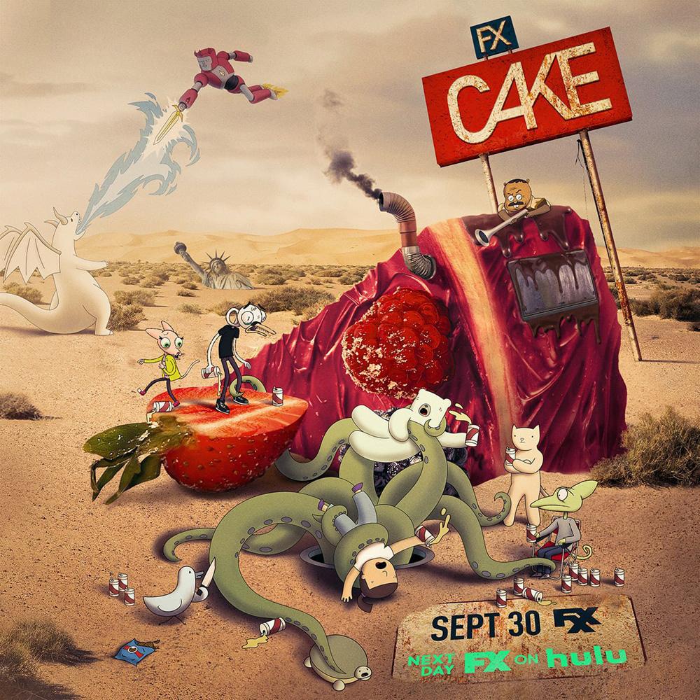 Cake Season 5