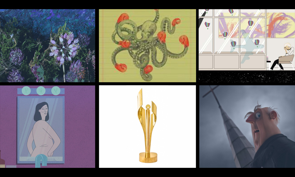 Canadian Screen Awards 2021 Animated Short nominees