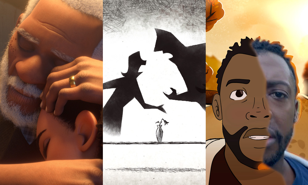 PreVIEW 2021 kicks off with a session on Netflix's debut animated shorts: Canvas, If Anything Happens I Love You and Cops and Robbers