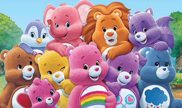 Care Bears and Cousins