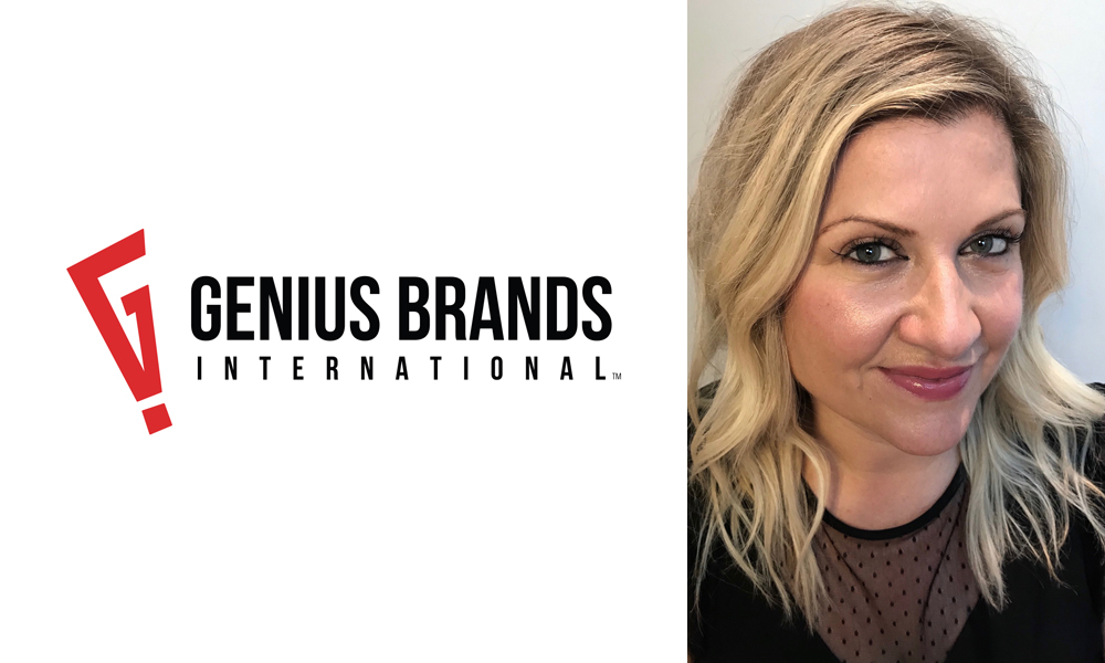 Genius Brands International / Caroline Tyre