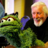 Caroll Spinney and Oscar the Grouch