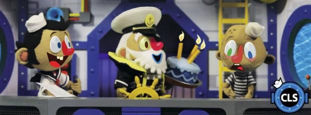 Captain Cornelius Cartoon's Cartoon Lagoon