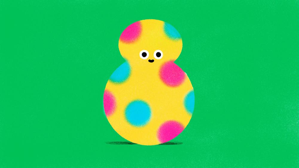 Cartoonito's Glob