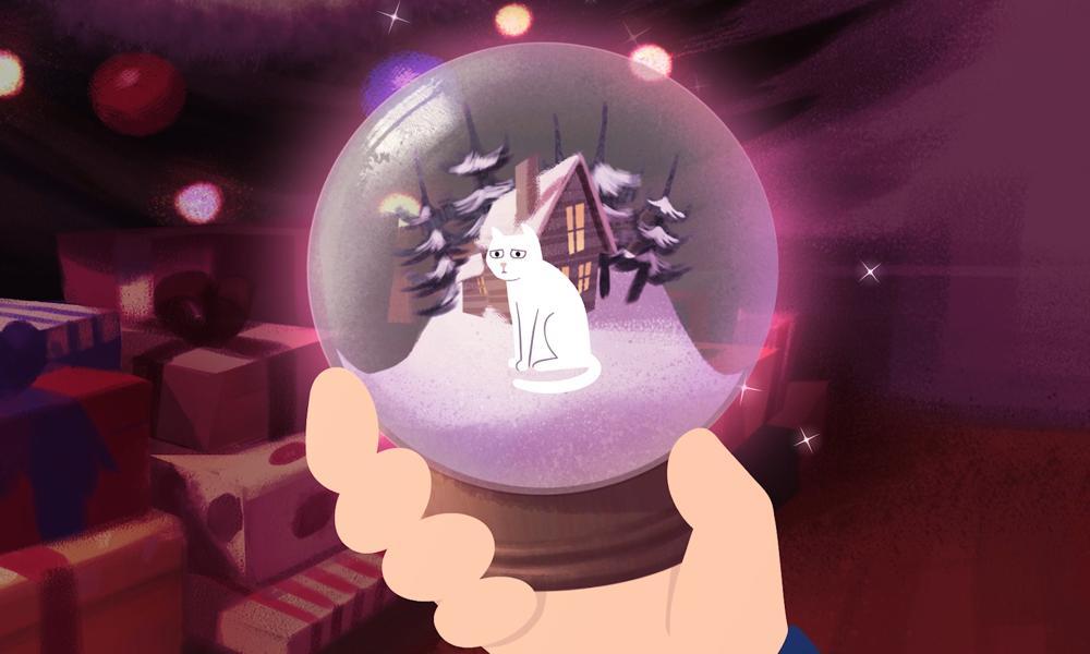 Casper's Magical Journey