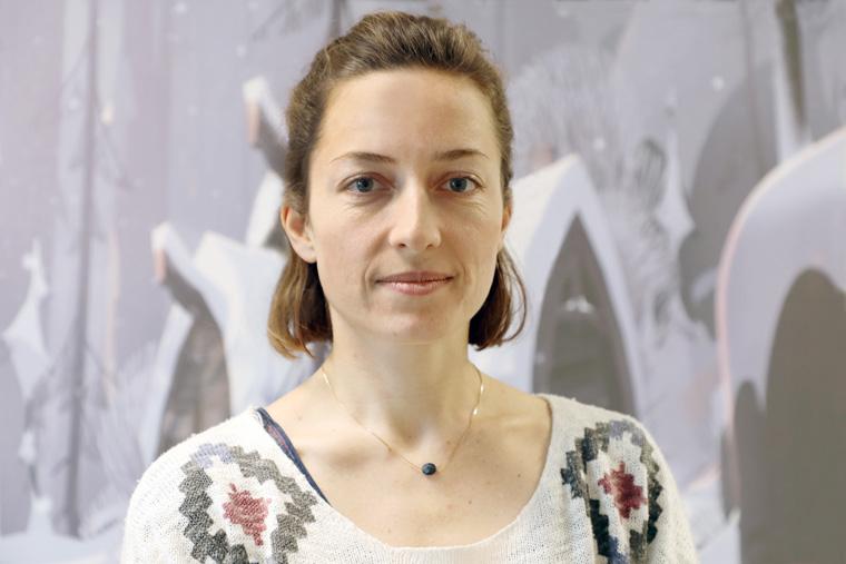 Cecile Carre