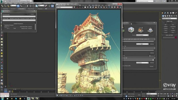 Chaos V-Ray 3.0 for 3ds Max
