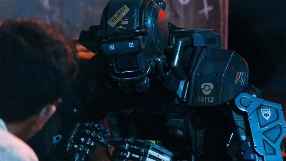 Trailer Offers Deeper Look At Sony S Chappie