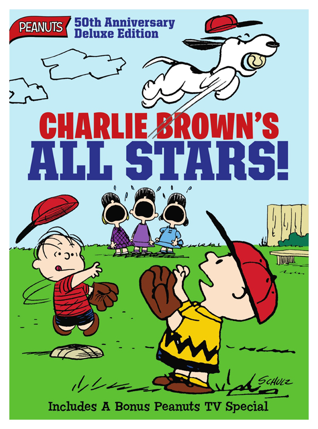 Charlie Brown's All Stars 50th Anniversary Deluxe Edition