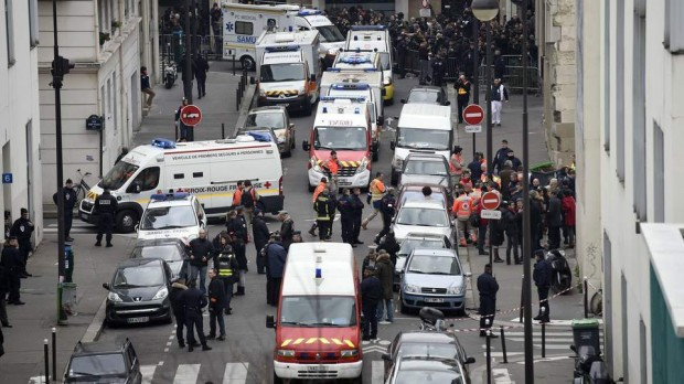 Cartoonists Cabu, Charb Among 12 Dead in Paris Attack