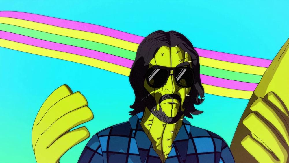 "Foo Fighters - ""Chasing Birds"""