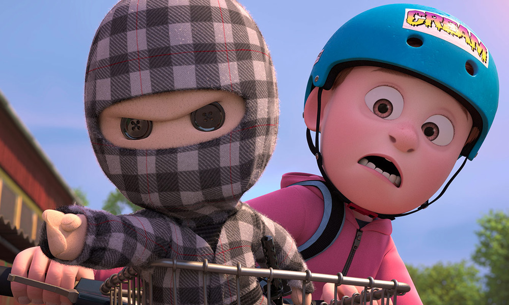 'Checkered Ninja' Sets Danish Box Office Record ...