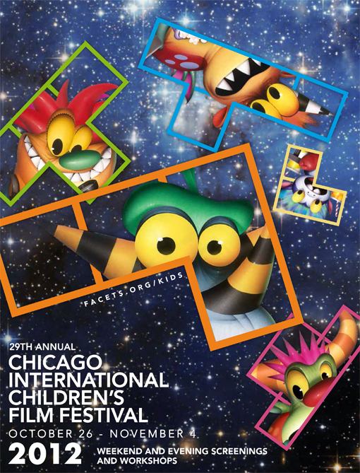 The 29th annual Chicago International Children's Film Festival