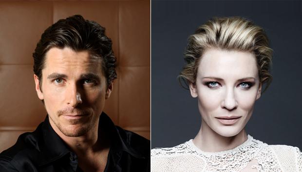 Christian Bale / Cate Blanchett