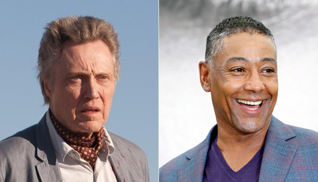 Christopher Walken / Giancarlo Esposito