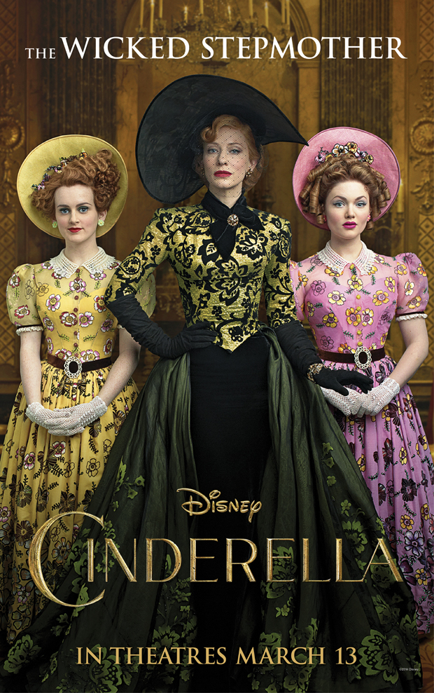 Cinderella -The Wicked Stepmother