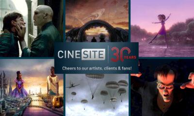 Cinesite 30th Anniversary