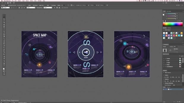 Cineware for Illustrator