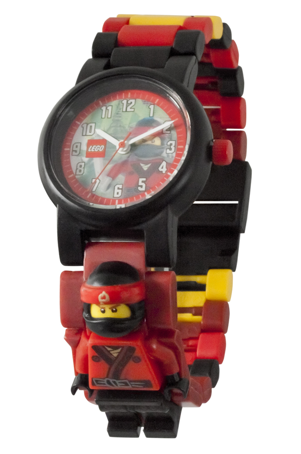 Clic Time LEGO Ninjago watch