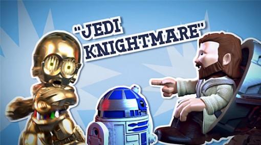 Jedi Knightmare