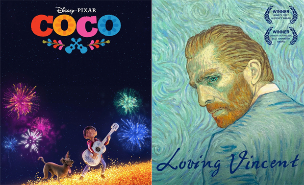 Coco / Loving Vincent
