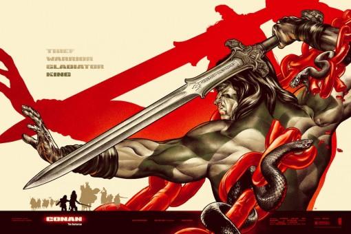 Conan by Martin Ansin